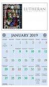 2019 Lutheran Calendar